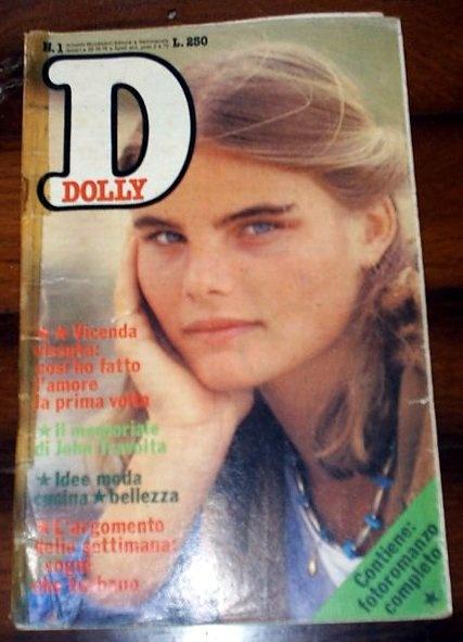 Eccolo: Dolly !!!