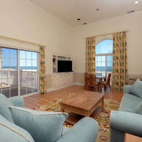 Best location! Ocean City condos for weekly rentals on the boardwalk. #ocmd