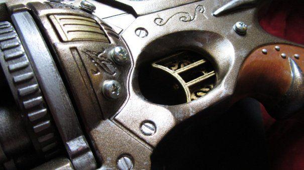 steampunk mods | La Pistola Steampunk Primitus está bien diseñada. Tenemos mucho ...