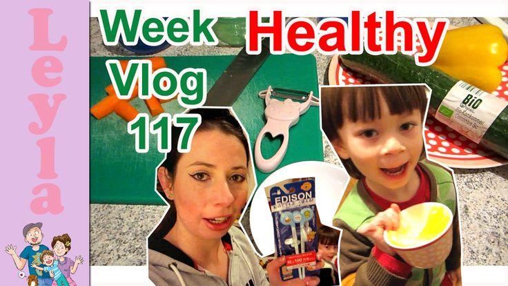 Familie Vloggers 117 – Gezond Eten 😋 | Gezonde Snacks | Peuter Vlog – Ma...