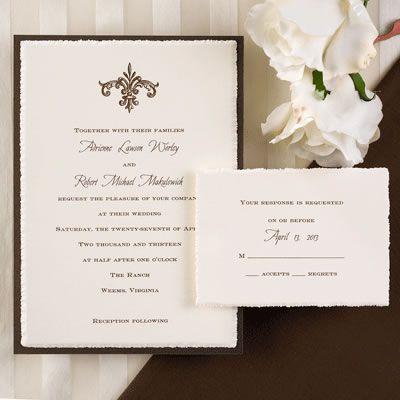 8 best invitations images on Pinterest Invitation ideas, Handmade - best of invitation maker for wedding