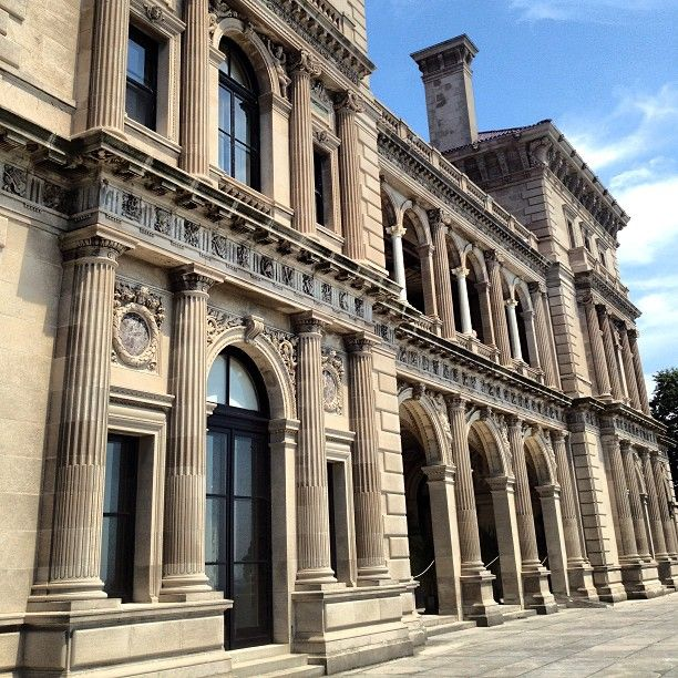 107 Best Images About The Breakers Mansion On Pinterest