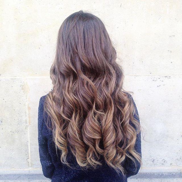 haircolorist tieanddye balayage coloriste coiffeur coloration couleur cheveux - Bon Coloriste Paris