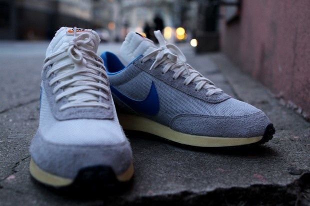 NIKE AIR TAILWIND VNTG GREY/BLUE
