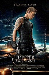 Check out the new character posters for Jupiter Ascending