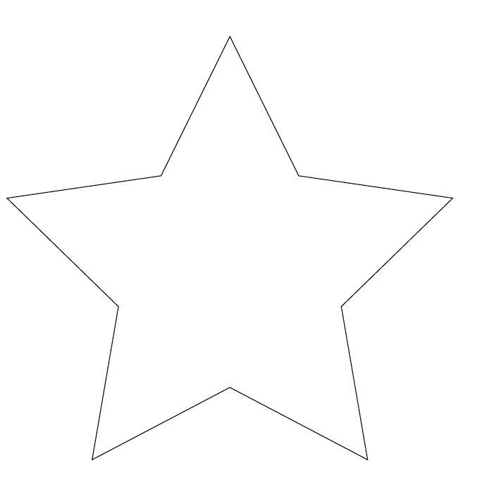 stern malvorlage 09  ausmalbild stern sterne malvorlagen