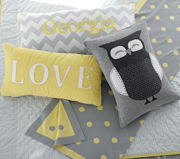Georgia Nursery Bedding Collection.  Plus a wise little Owl to keep watch over your little one!