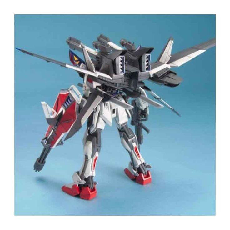 Gundam Seed Frame Astrays MASTER GRADE : GAT-X105E Strike E + I.W.S.P. [Lukas O'Donnell Custom]