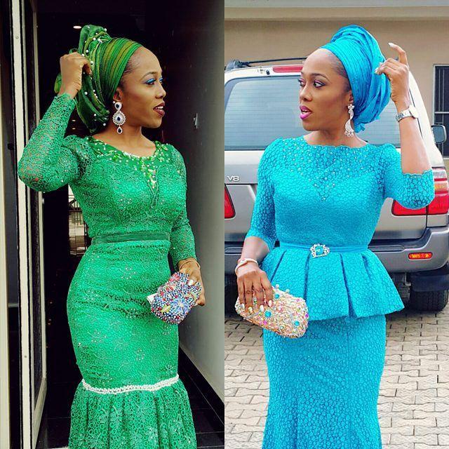 Eye-Popping, Vibrant and Trendsetting Aso-Ebi Styles - Wedding Digest NaijaWedding Digest Naija
