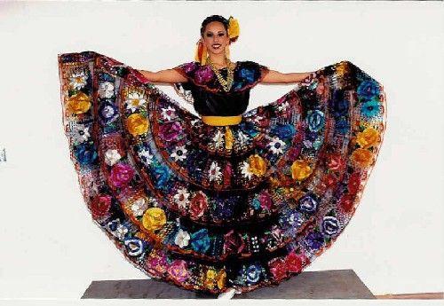 Image detail for -Imagen Traje típico de chiapas. - grupos.emagister.com