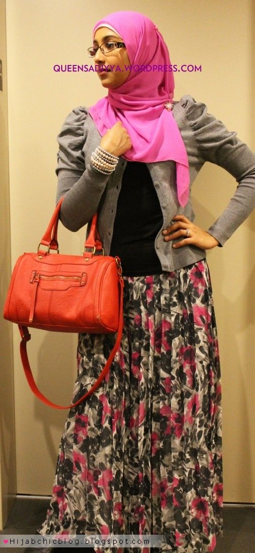 Hijab Style by Sadiyya Ali