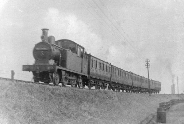 Walthamstow Marsh 1920s/30s