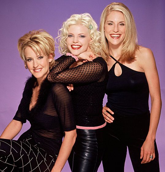 "Dixie Chicks  Comprised of three Texas-natives, the country band with a contemporary twists found success with hits like ""Wide Open Spaces"" and ""There's Your Trouble."" Though the trio has received 13 Grammy awards, controversy erupted after lead singer Natalie Maines criticized U.S. President George W. Bush and the War in Iraq in 2003."
