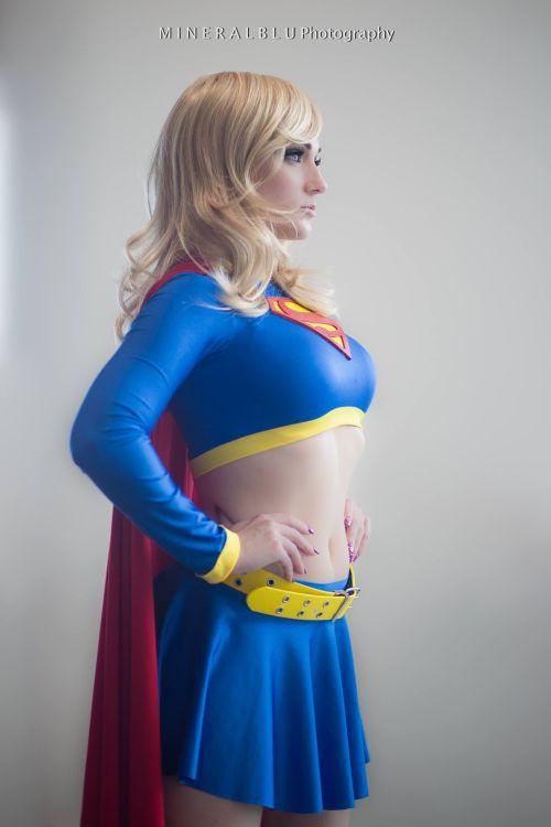 Supergirl from DC Comics Cosplayer: Jennifer Van Damsel