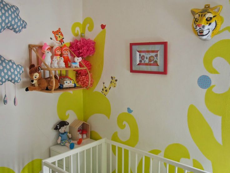 41 best Pokoje dziecięce images on Pinterest Child room, Baby