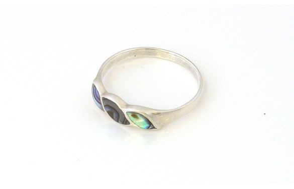Paua World - Sterling Silver and Paua Ring, $49.90 (http://www.pauaworld.com/sterling-silver-and-paua-ring/)