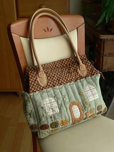 This bag is cute the way it is, but would also  be cute in red  and black with a snoopy tag : )