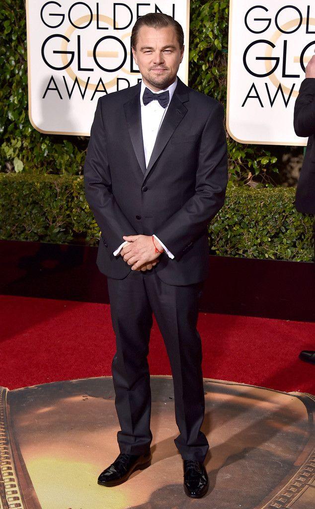 Leonardo DiCaprio Wins For The Revenant at 2016 Golden Globes  Leonardo DiCaprio, Golden Globe Awards