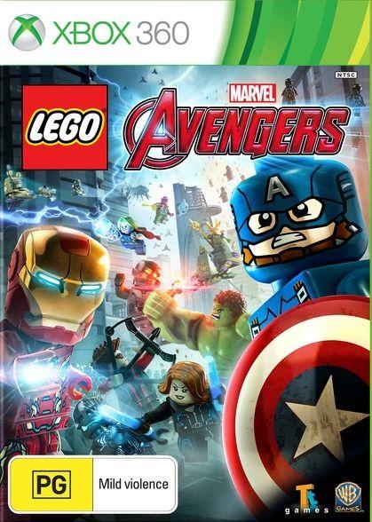 LEGO Marvel Avengers | Xbox 360 | In-Stock - Buy Now |   at Mighty Ape Australia