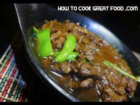 Ethiopian Lamb & Onion Stew (Awaze Tibs) Recipe — Dishmaps