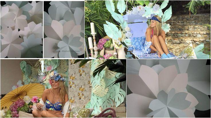 KIRIGAMI SIMPLE - ELIMON - MAAJI    FOTOS: cortesía de la produccion www.maajiswimwear.com/