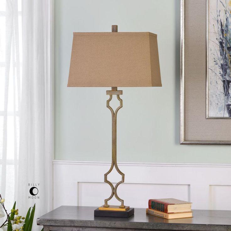 Uttermost Vincent Gold Table Lamp