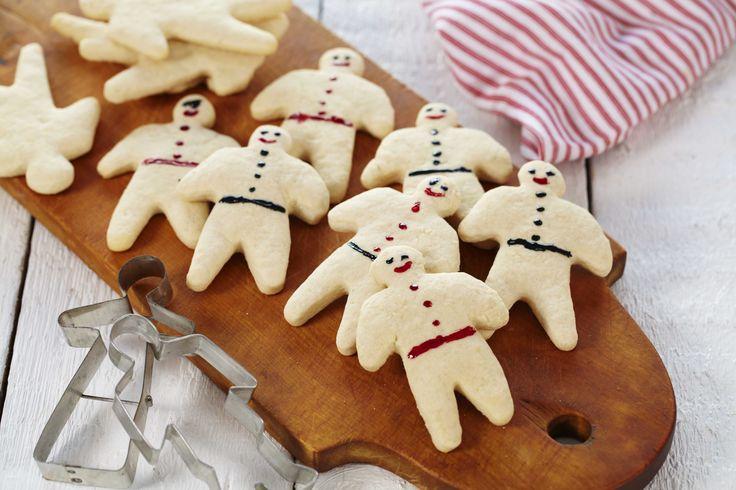 Gøttekælla, julemanna, spekulasi, kakemenner, ja, kjært barn har mange navn…
