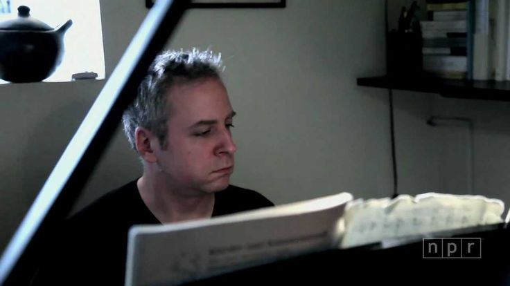 """""""Music on the Edge of Destroying Itself"""" Jeremy Denk discusses the Etudes of Gyorgy Ligeti........."""