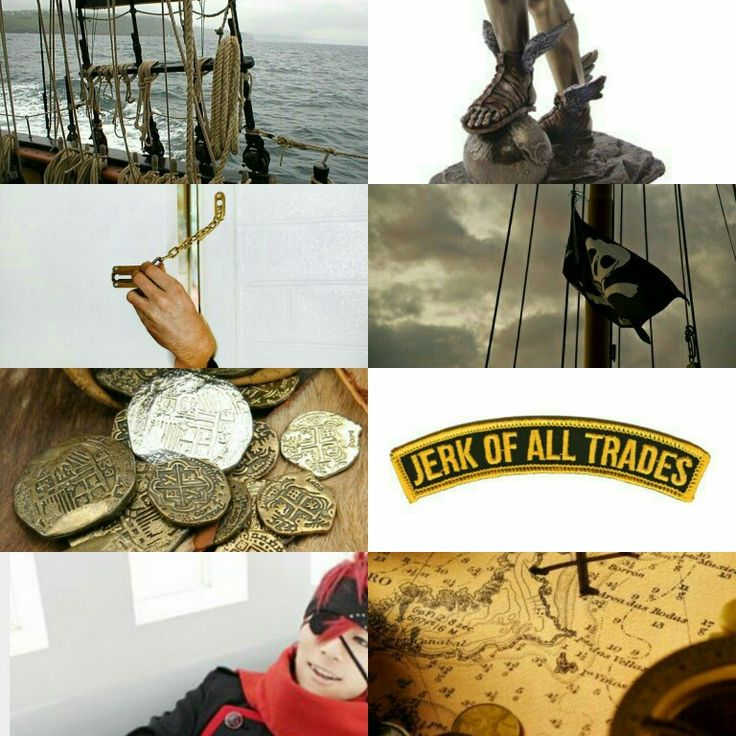 #PirateSonOfHermes