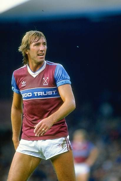 Billy Bonds West Ham United 1985
