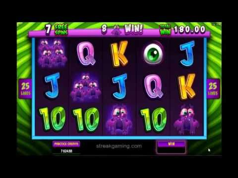 So Many Monsters Video Slot Review At Go Wild Casino (Microgaming)