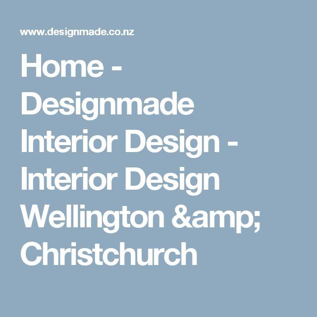 Home - Designmade Interior Design - Interior Design Wellington & Christchurch