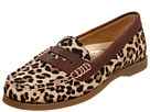 Sperry Top-Sider - Hayden (Leopard) - Footwear: The Hayden by Sperry Top-Sider is a classic moc with the perfect amount of comfort to keep you relaxed both at work and at home. ; Leather, patent or haircalf upper.