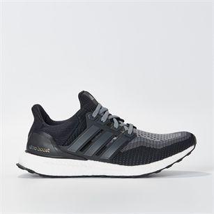 Adidas Ultra Boost, Black, medium