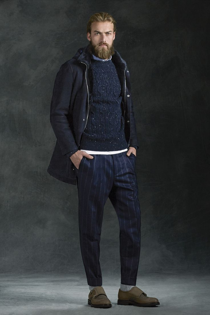Winter mens men s fall fall autumn pre fall denim winter jeans - Brunello Cucinelli Fall Winter 2016 2017 Menswear Fashion Show