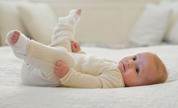 A wardrobe Silver Lining for parents of hip dysplasia babies