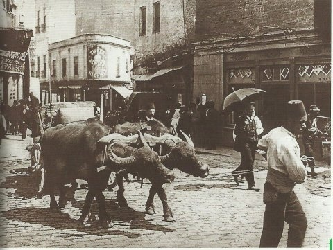 EMİNÖNÜ - 1900.