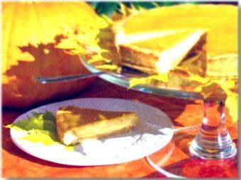 Pumpkin Pie with Ricotta