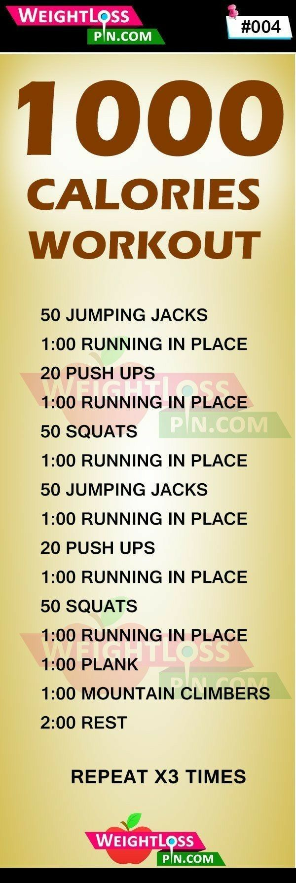 1000 calories workout routine: Workout plan to burn 1000 ...