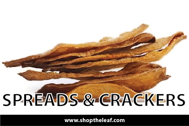 SPREADS & CRACKERS -https://www.shoptheleaf.com