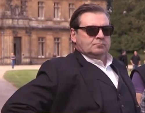 mr bates...the man in black | All things DOWNTON ABBEY ...