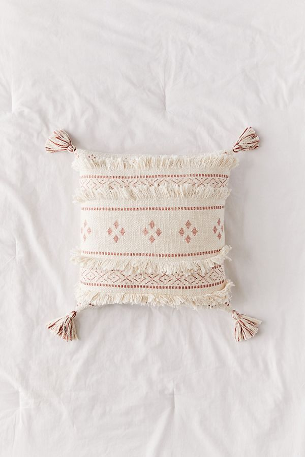 Sybil Tufted Throw Pillow In 2020