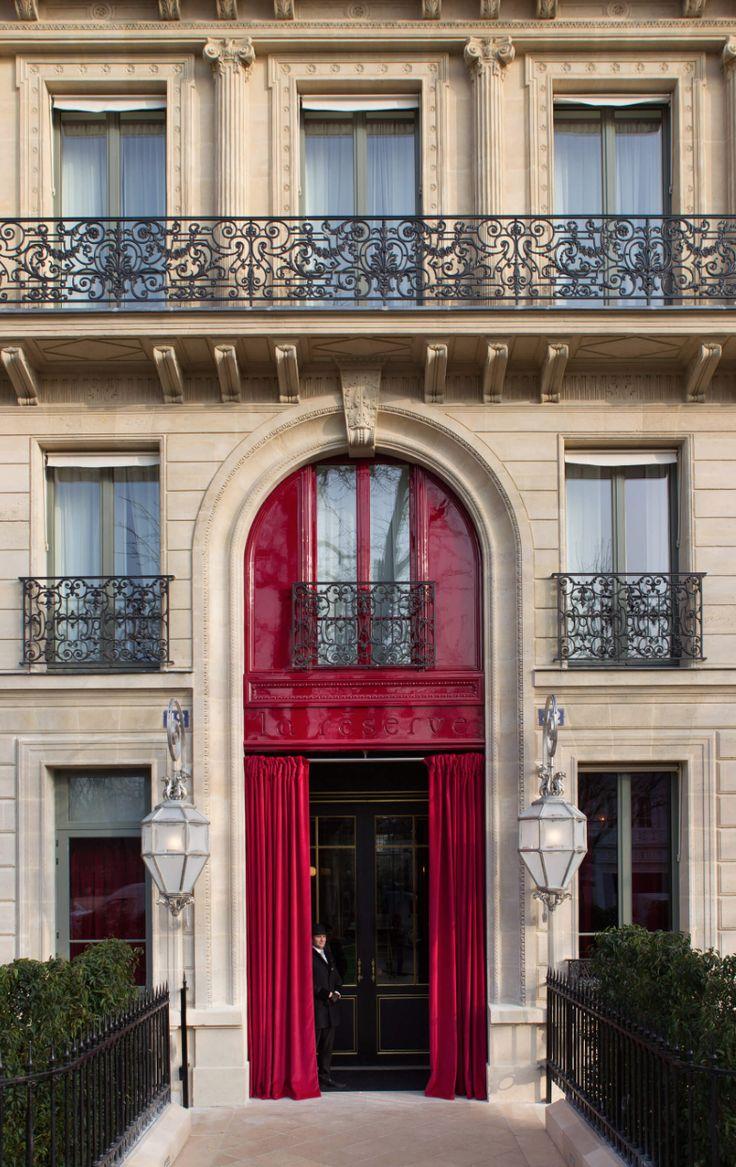 A Travel Must: La Reserve Paris Hotel & Spa | Olivia Palermo