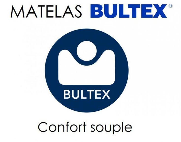 OPTION matelas 140 * 200 cm BULTEX I NOVO 100 épaisseur 19 cm