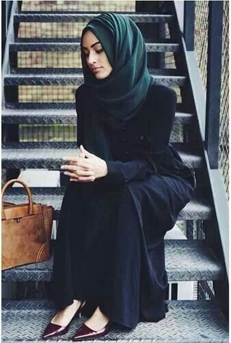 She is waiting for me (: In Sha Allah
