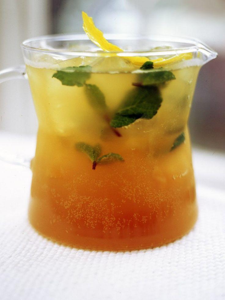 Easy Peasy Ginger Beer   Fruit Recipes   Jamie Oliver Recipes