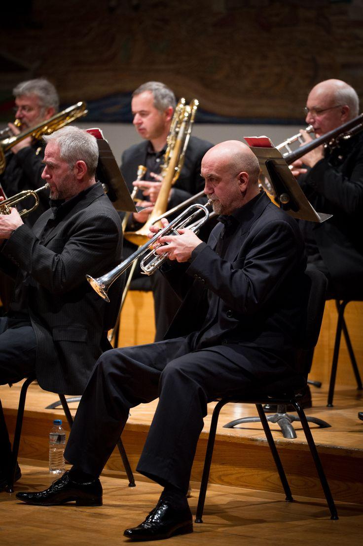 #Concert @mikulskidariusz with #Thessaloniki State #Orchestra #DariuszMikulski