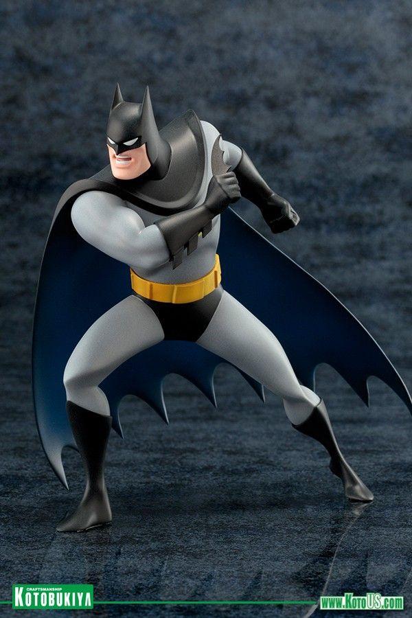 Batman Animated ARTFX Statue