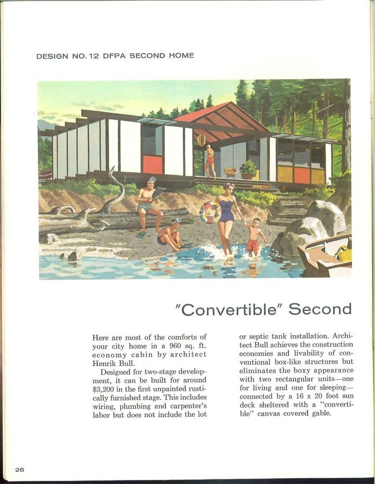 154 Best Mid Century Modern House Plans Images On Pinterest | Mid Century  House, Modern House Plans And Modern Houses