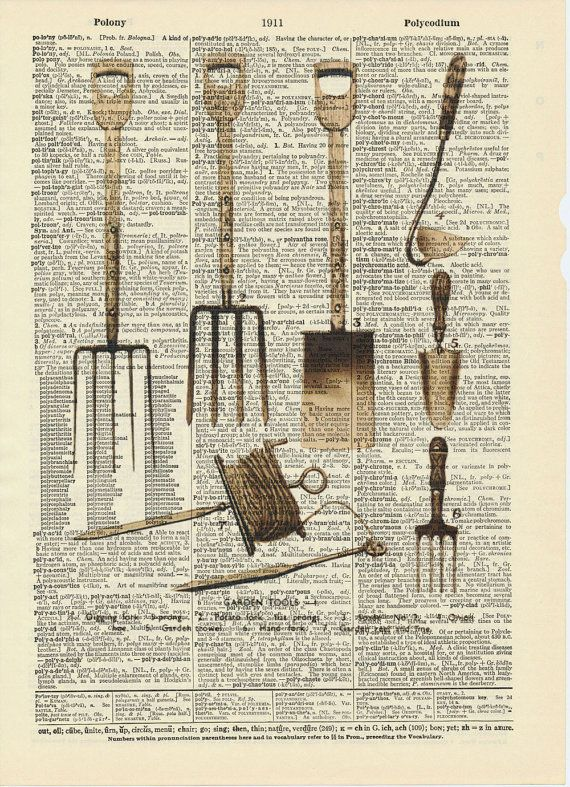 1000 images about atlas vidl kovov r zn on pinterest for Gardening tools dictionary